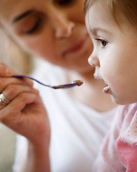 Nutrire il bambino