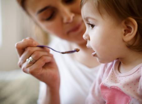 Alimentação infantil na quarentena