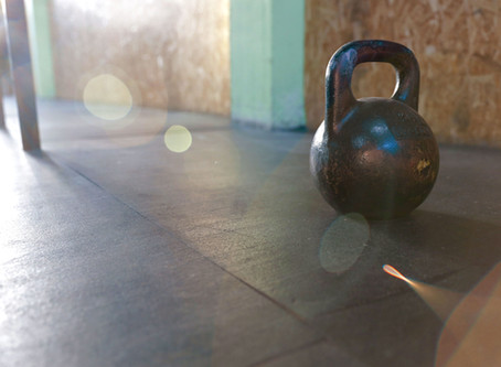 What's the deal with Kettlebells?