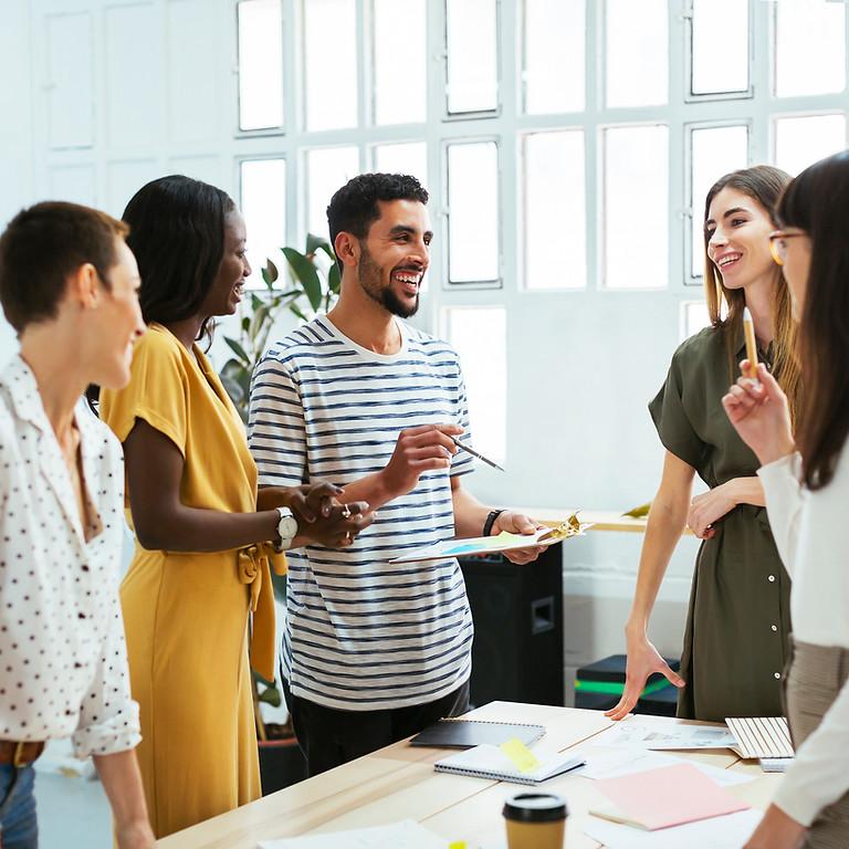 EN LIGNE : Histoire d'équipe ! Collaborer entre professionnel- le-s avec bienveillance.