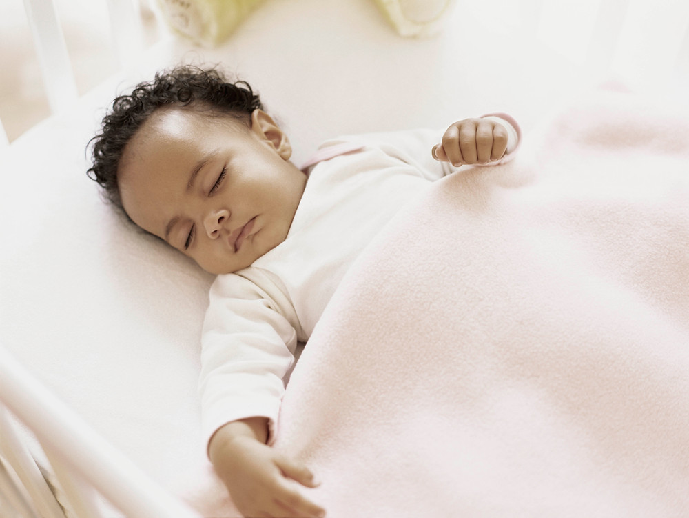 baby sleeping routine development growth