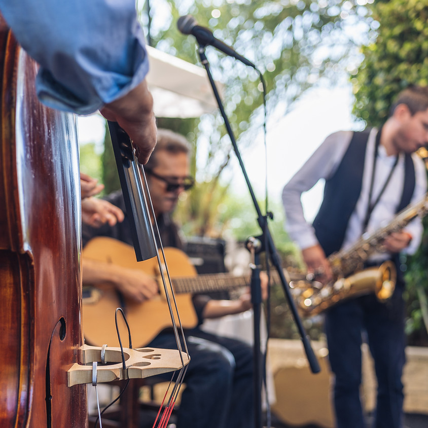 Pop-Up Live Jazz Concert to Celebrate our Members