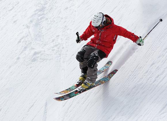 Aulas de Ski Nivel Medio