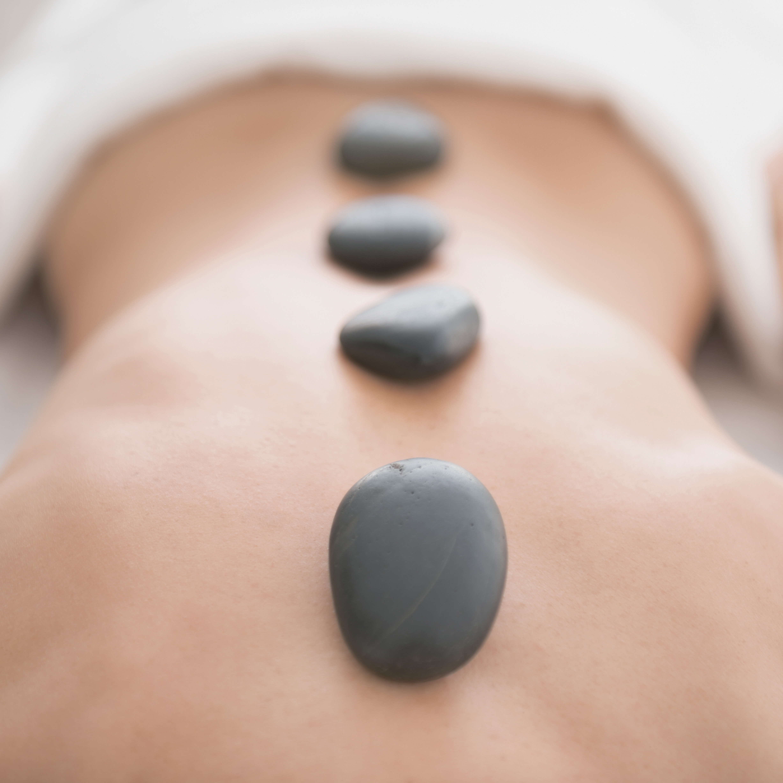 75min Hot Stone Massage