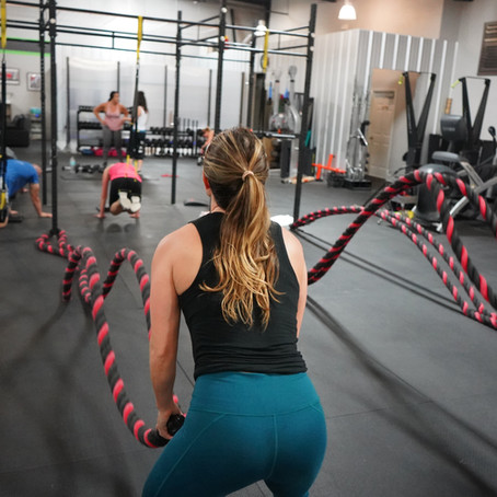 Group Fitness: Strength in Numbers