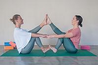 Yoga | Pareja |Aruna