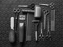 Hundepflege Werkzeuge