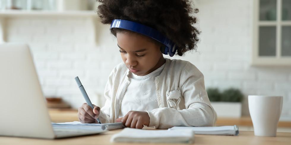 Homeschooling & Virtual Learning Tips