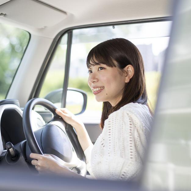 Bonne posture en voiture