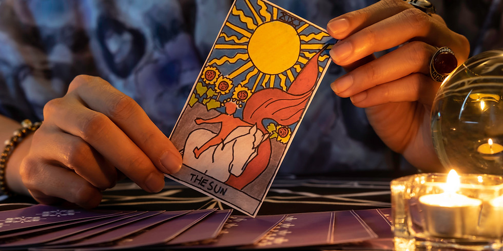 Tarot Classes with Charlotte