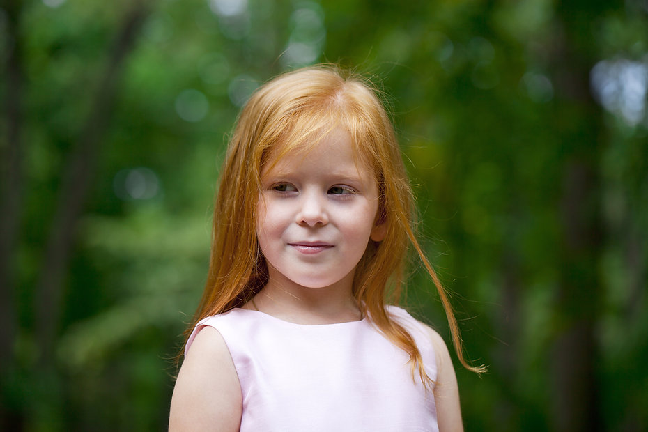Red Head Child