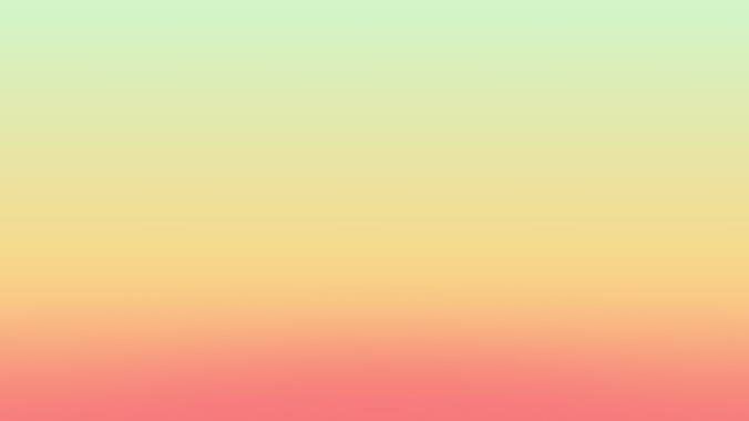 Dégradé jaune orange