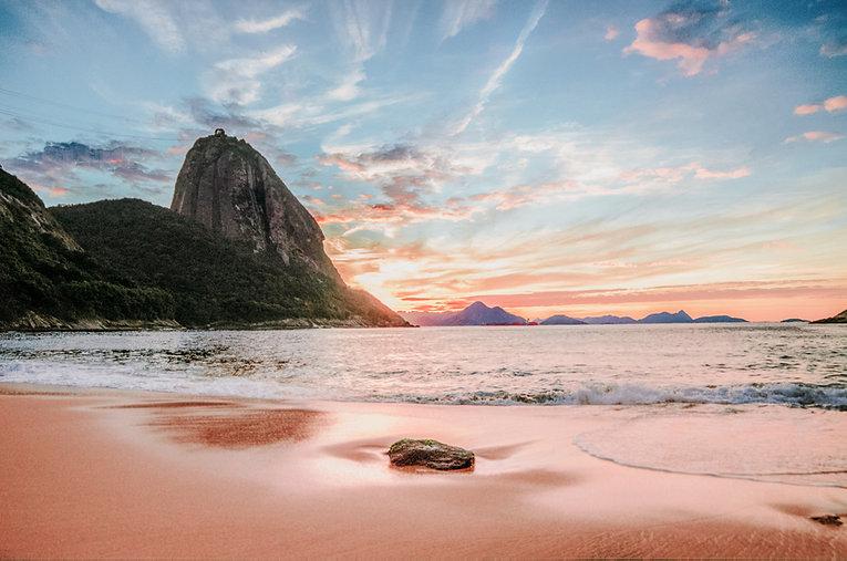 Praia Vermelha RJ