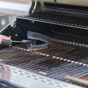 Cooking at Home? Prep your grill with tips from our own CityGate Grille BBQ Master
