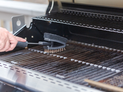 10 Step Guide to Cleaning Your BBQ