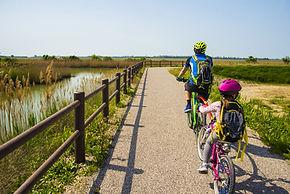 Giro in bici