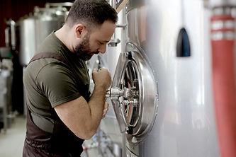 Bierbrauerei Maschine
