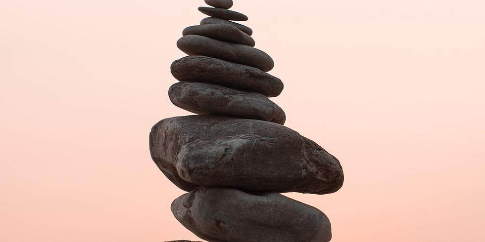 En dag i balance