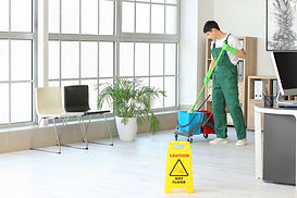 Office Mopping