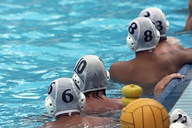 Water Polo Players