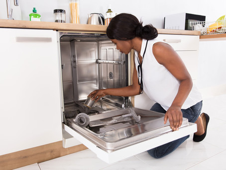How to keep your dishwasher sparkling