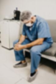 Chirurg in Uniform