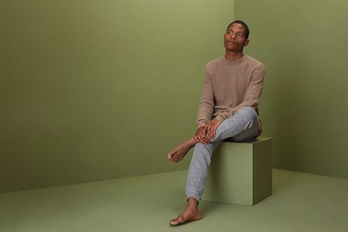 Bare Feet Model