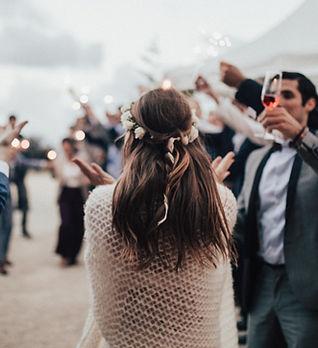 Wedding Celebration Toast