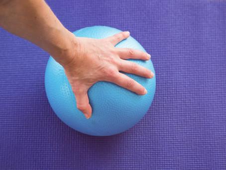 Wall Ball Exercises