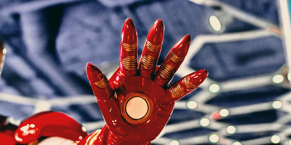 May Virtual Dance Party - Superhero Themed!