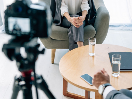 Why You Need to Make an Interview Video