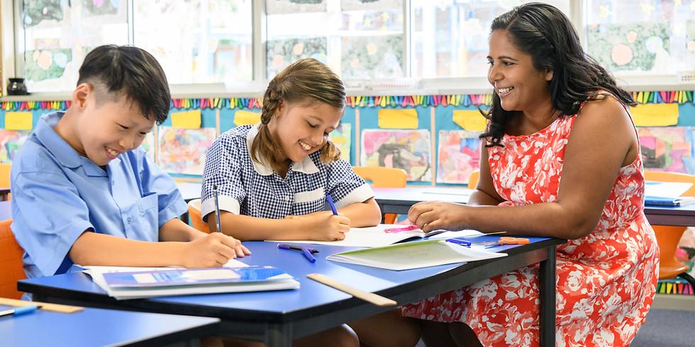 Elementary Training in Applied Psychology (Highschool) (BATCH II)