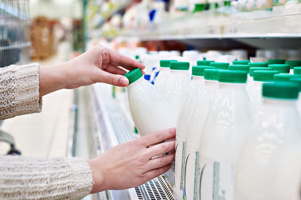 Comprar leche