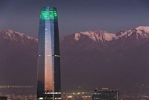 Santiago no Chile