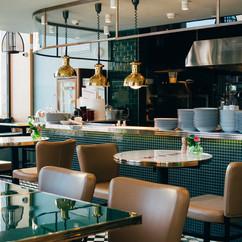 hip restaurant
