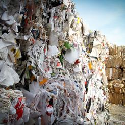 Qu'en est-il des flux de déchets autres que le plastique?