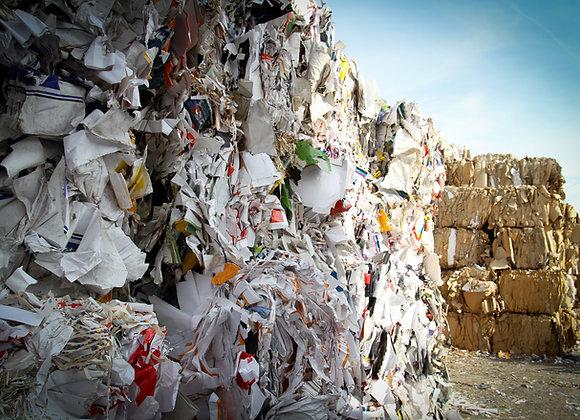 Переработка мусора | финансовая модель бизнес плана