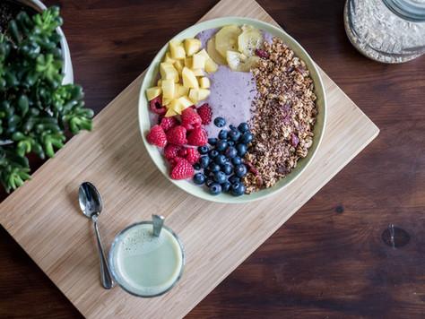 מזונות טבעוניים בעלי ערך תזונתי גבוה