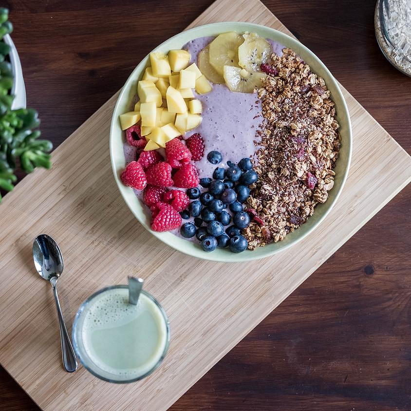 Ernährungsworkshop - Gesund und Fit durch den Winter