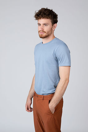 Model in Casualwear