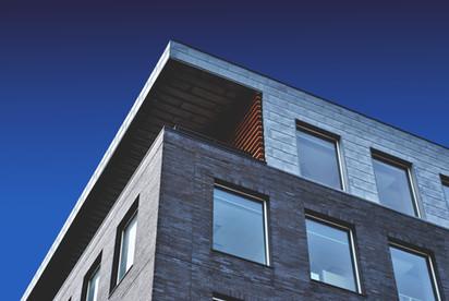 Budynek z cegły