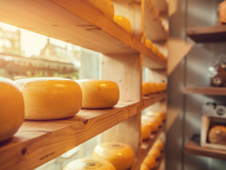 Cheese is in our DNA.