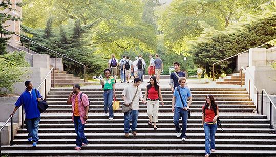 College Studenten