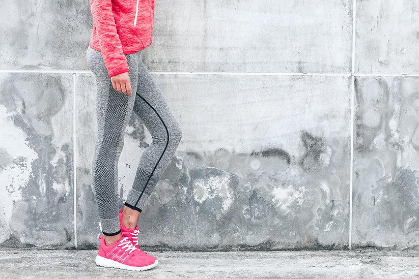 Roze en grijs