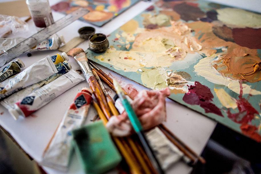 Painting Equipments