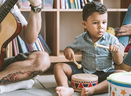 Musicoterapia Para Cuarentena