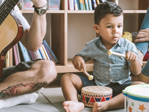 Using Music to Support Self-Regulation
