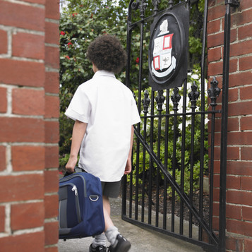 What age do children start school on the Gold Coast, QLD?