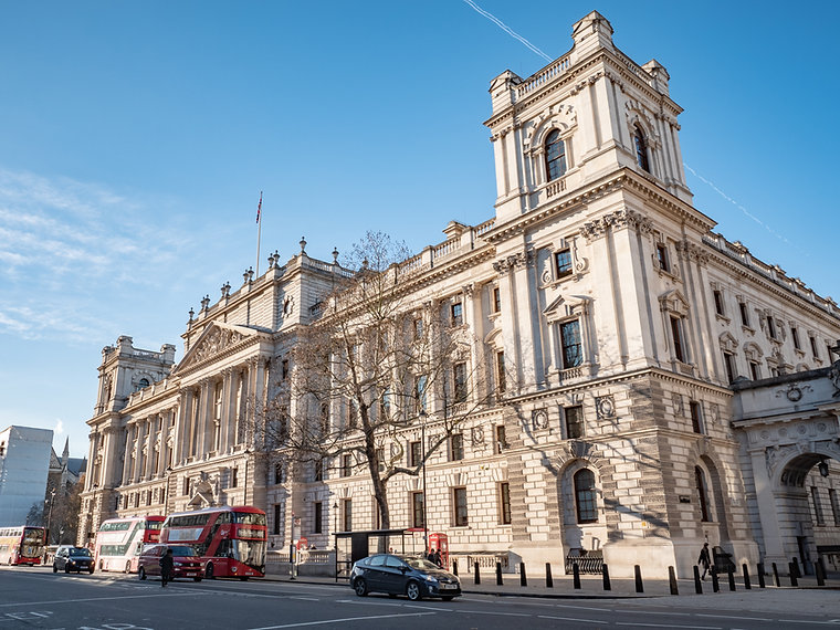 Treasury Building London