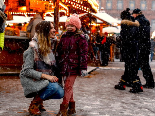A stroll through Toronto's Christmas Market